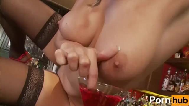 Daria Glower Strips And Fingers Herself - 7