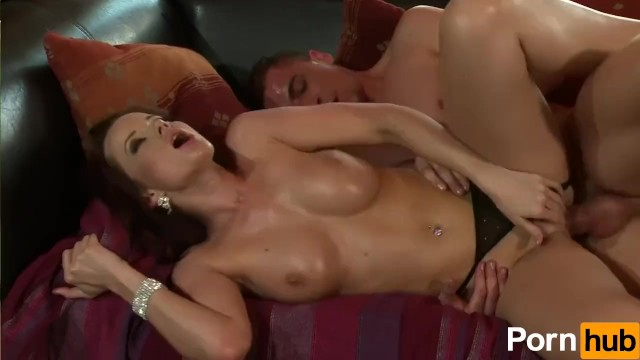 Cindy Dollar Gets Oiled Up And Banged - 11