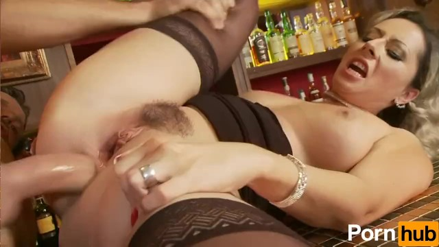 Daria Glower Takes It In The Ass - 6