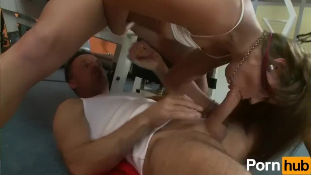 Fucking Her Personal Trainer - 12