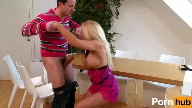 Banging A Blonde Czech Girl - 6