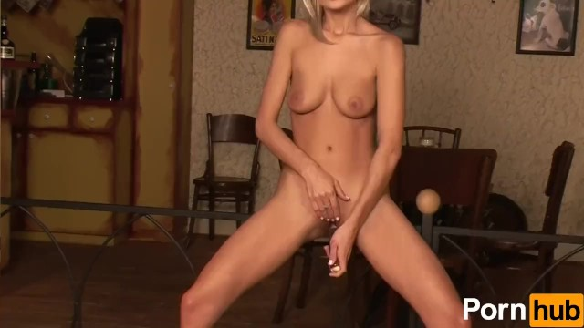 Jasmine Rouge Masturbates With Dildo - 13