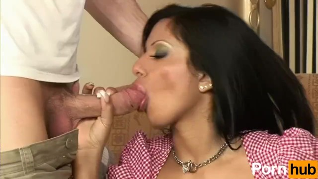 Kyra Black Jerks Off A Guy With Her Feet - 3