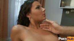 Big Cumshot All Over Her Face