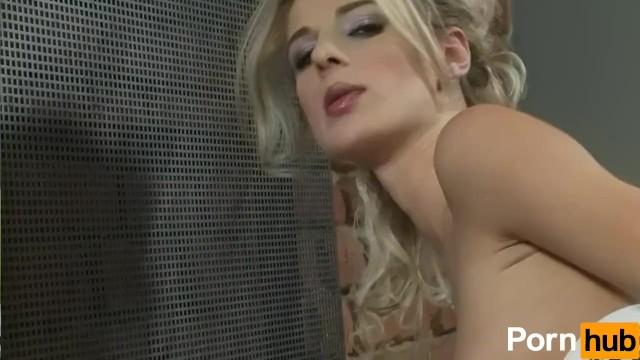 Mia Hilton Plays With Dildo - 12