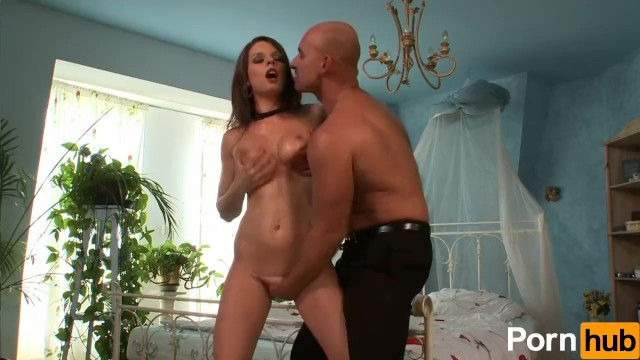 Sexy Busty Chick Oiled Up And Ready To Fuck - 4