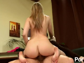 Young Girl Trys Out For Porn