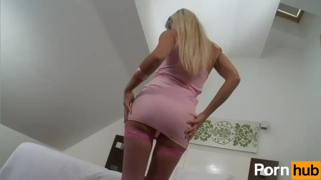Natali d Angelo Masturbates With Her Toy - 1