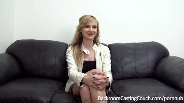 Barely Legal Anal n Creampie Casting - 1