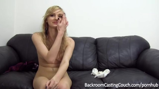 Barely Legal Anal n Creampie Casting - 16
