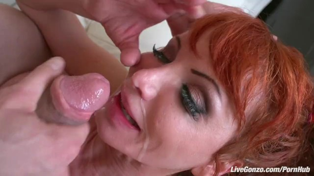 LiveGonzo Taylor Wane Busty MILF Wants More Sex - 16