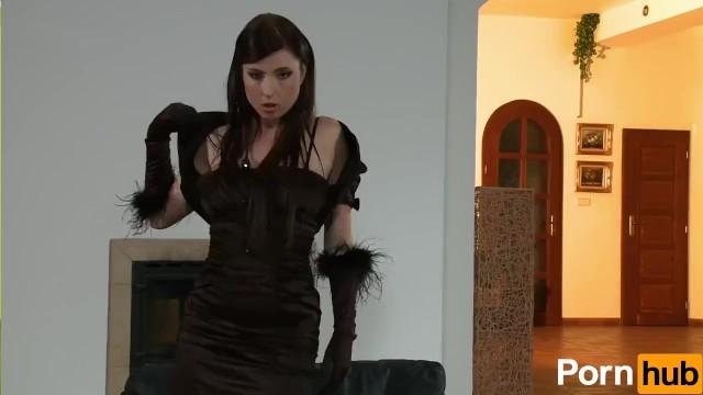 Hot Euro Babe Is Titty-Fucked - 1