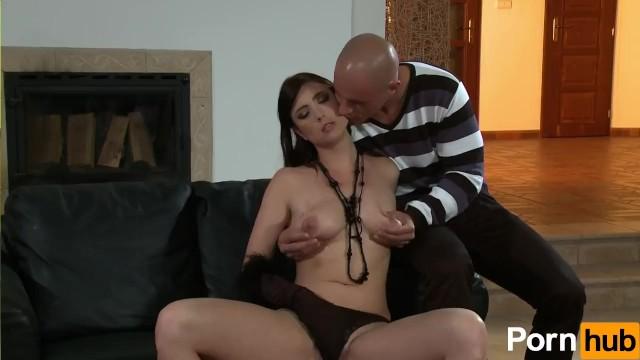 Hot Euro Babe Is Titty-Fucked - 4