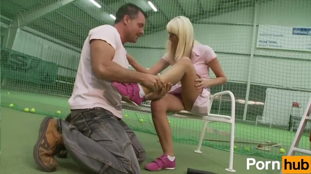 Tennis Player Fucked In Her Bum - 1