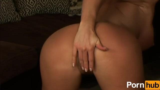 Sexy Milf Undresses And Masturbates - 12