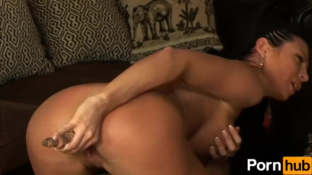 Sexy Milf Undresses And Masturbates - 16
