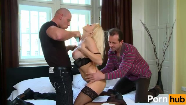 Hardcore DP Fuck For Stacy Silver - 3