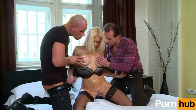 Hardcore DP Fuck For Stacy Silver - 4