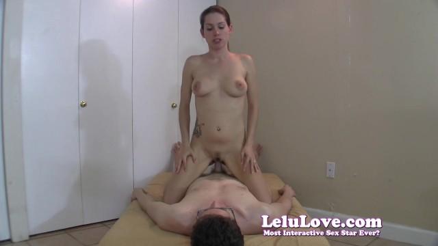 Lelu Love-All Positions POV Cumshot - 7