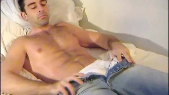 French mega cute guy get massaged and get wanked in spite of him ! - 1