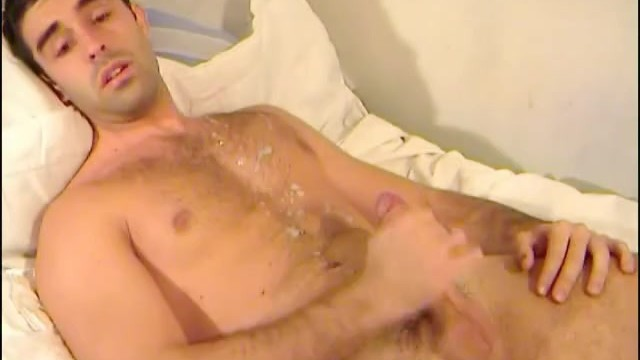 French mega cute guy get massaged and get wanked in spite of him ! - 11
