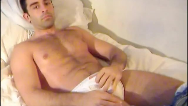French mega cute guy get massaged and get wanked in spite of him ! - 2