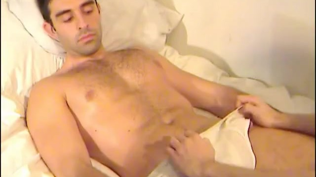 French mega cute guy get massaged and get wanked in spite of him ! - 5