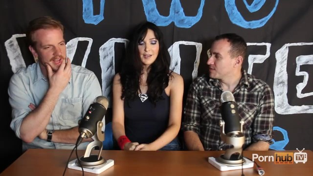 TWG Two White Guys Diana Prince Interview PornhubTV - 11