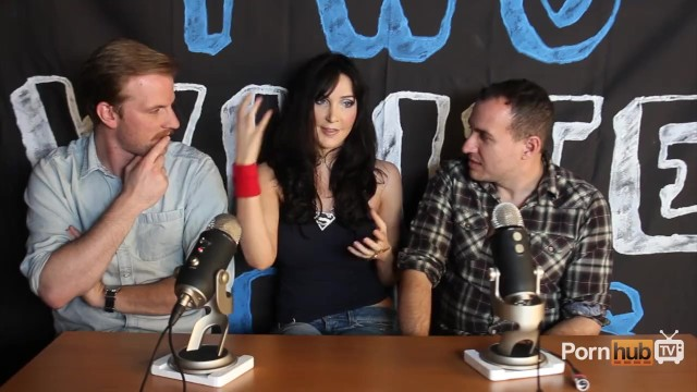 TWG Two White Guys Diana Prince Interview PornhubTV - 12