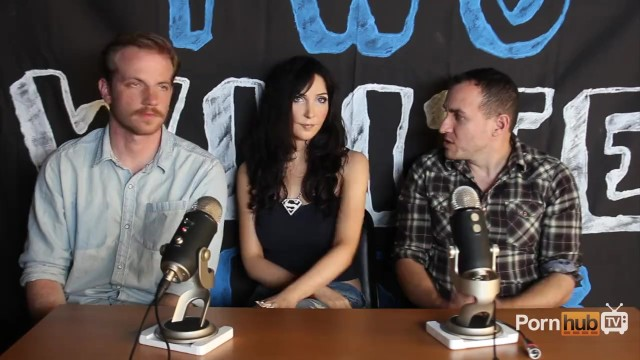 TWG Two White Guys Diana Prince Interview PornhubTV - 15