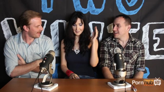TWG Two White Guys Diana Prince Interview PornhubTV - 2