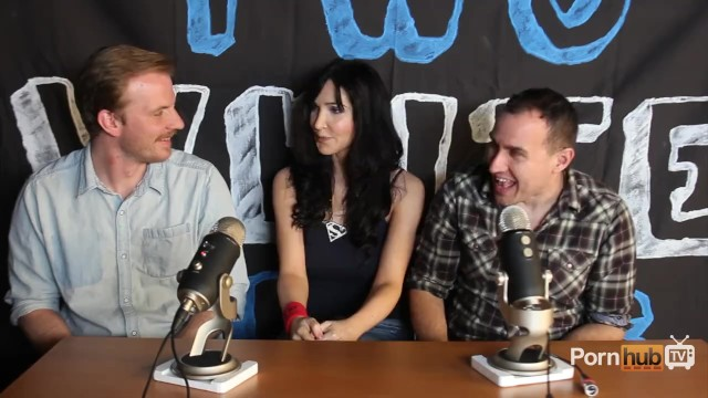 TWG Two White Guys Diana Prince Interview PornhubTV - 6
