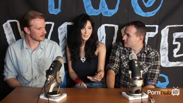 TWG Two White Guys Diana Prince Interview PornhubTV - 8