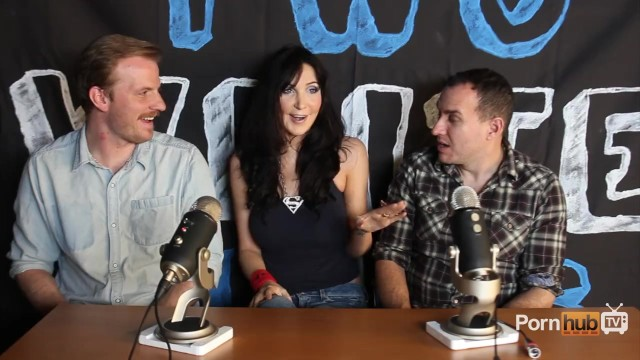 TWG Two White Guys Diana Prince Interview PornhubTV - 9