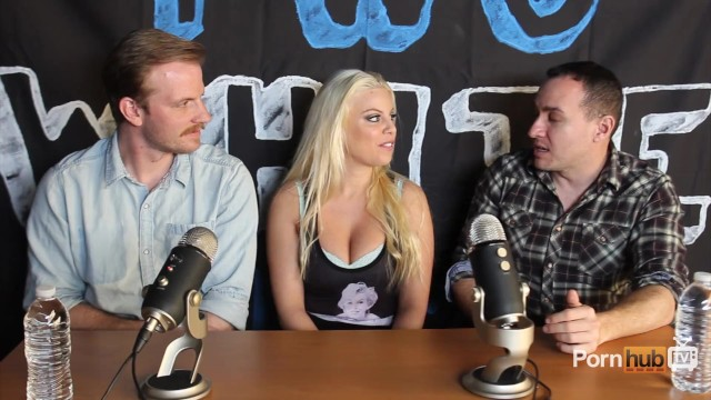 TWG Two White Guys Britney Amber Interview PornhubTV - 10