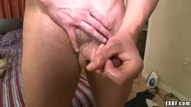 ing Beauty Jerks His Cock - 10