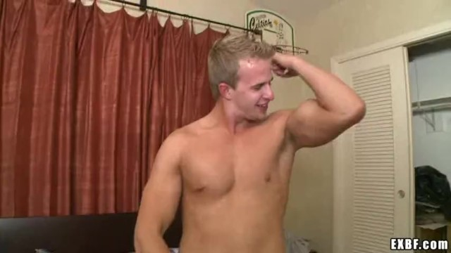 ing Beauty Jerks His Cock - 5