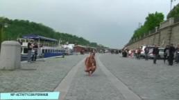 Sweet Teen Martina Nude In Public