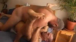 Pound my Hairy Hole Daddy