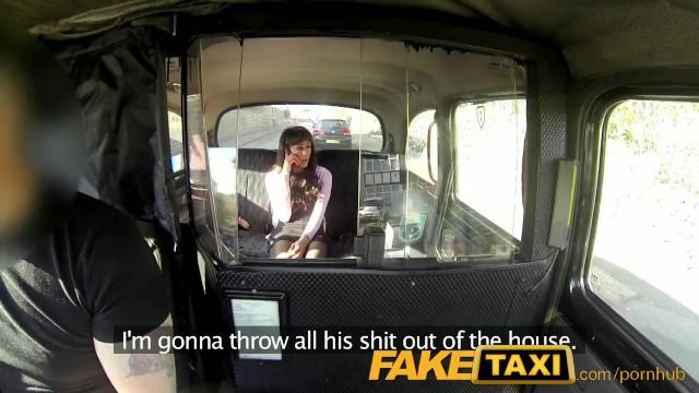 Big Tits Female Fake Taxi