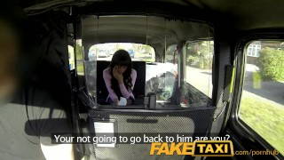 Preview 2 of FakeTaxi Jaded girlfriend in sex tape revenge