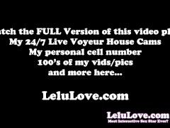 Lelu Love-Reading Erotic Novel Vibrator Masturbation