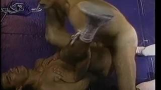 Scene glory  top men holes studs wrestlers