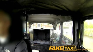 FakeTaxi Sex starved career woman in lunch break sex tape Redhead big