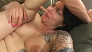 Tattoo Angels - Scene 5 Threesome amateur