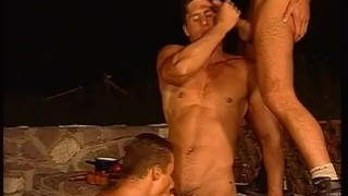 scene collection fernando nielsen the blowjob ass