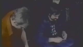 Today scene kiss  goodbye 69 mustache