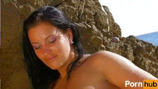 And all money her for holes in hot fucked gets raven strips shaved fingering