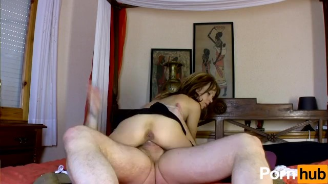 Ass destroyed spanish - Skinny spanish brunette gets ass destroyed