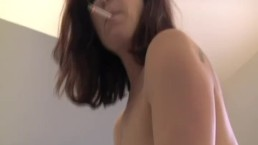 Shoot That Cum All Over My Hairy Cougar Pussy